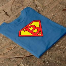 SuperBTC Bitcoin T-Shirt