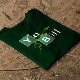 Yo Bit Crypto T-Shirt