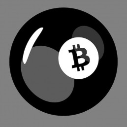 8 Ball Pool Bitcoin T-Shirt Logo