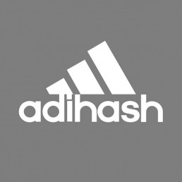 Adihash Crypto Hash Power T-Shirt Logo